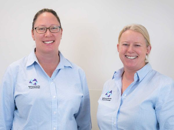 Edel & Tanya - Bathurst Family Physiotherapy | Bathurst Specialist Centre